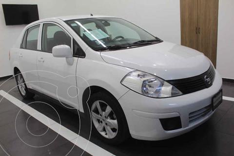 Nissan Tiida Sedan Advance usado (2016) color Blanco precio $135,000