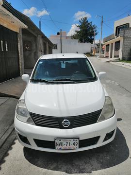 Nissan Tiida Sedan Sense usado (2015) color Blanco precio $87,500