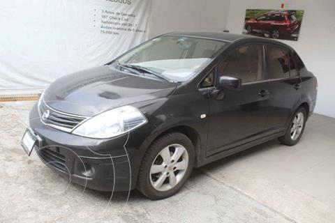 Nissan Tiida Sedan Emotion usado (2010) color Negro precio $92,000