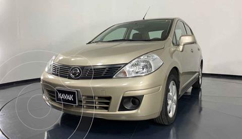 Nissan Tiida Sedan Advance Aut  usado (2017) color Dorado precio $169,999