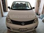 Nissan Tiida Sedan Custom Ac usado (2010) color Blanco precio $87,000