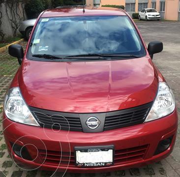Nissan Tiida Sedan Drive usado (2018) color Rojo precio $148,000