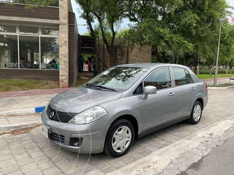 Nissan Tiida Sedan Comfort Aut Ac usado (2012) color Dorado precio $149,900