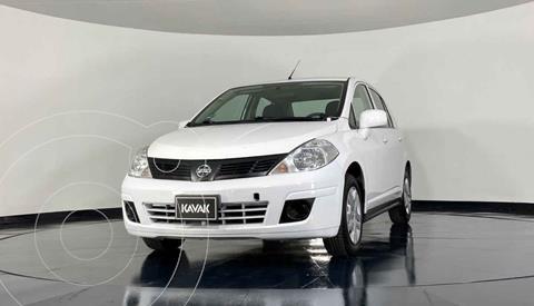 Nissan Tiida Sedan Sense usado (2018) color Blanco precio $167,999