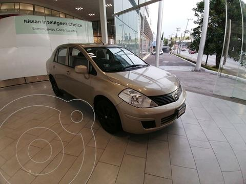 Nissan Tiida Sedan 4 PTS ADVANCE, TM6, A/AC, CD, BA, RA-16 usado (2014) color Sin definir precio $150,000
