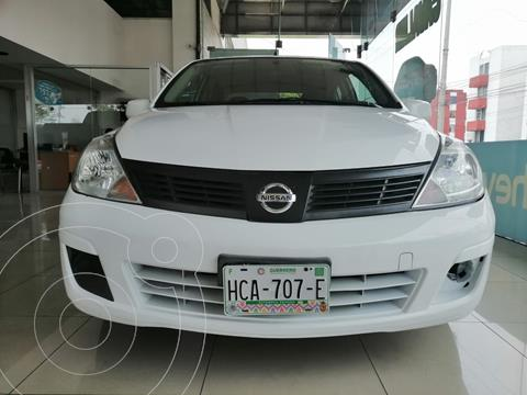 Nissan Tiida Sedan Advance usado (2018) color Blanco precio $169,900
