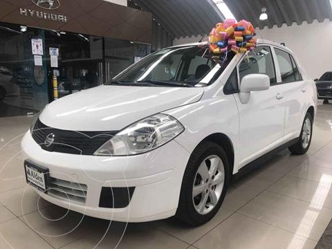 Nissan Tiida Sedan Advance Aut  usado (2016) color Blanco precio $139,000