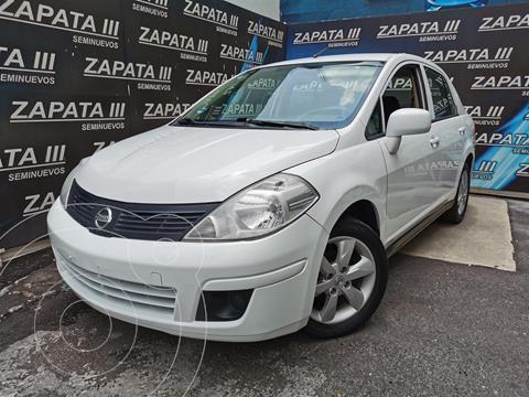 Nissan Tiida Sedan Advance usado (2015) color Blanco precio $140,000