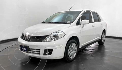 Nissan Tiida Sedan Advance Aut  usado (2017) color Blanco precio $162,999