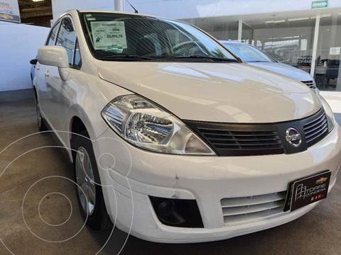 Nissan Tiida Sedan Sense usado (2016) color Blanco precio $129,000