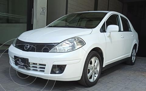 Nissan Tiida Sedan Advance Aut usado (2015) color Blanco precio $146,000
