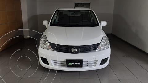 Nissan Tiida Sedan Advance Aut usado (2016) color Blanco precio $145,000