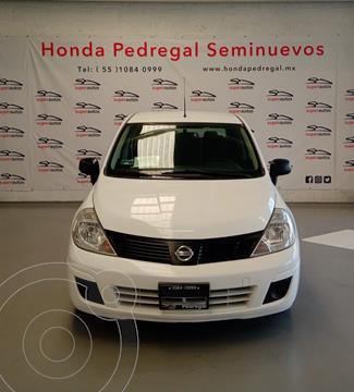 Nissan Tiida Sedan Drive usado (2015) color Blanco precio $127,000