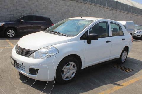 Nissan Tiida Sedan Sense usado (2015) color Blanco precio $119,000