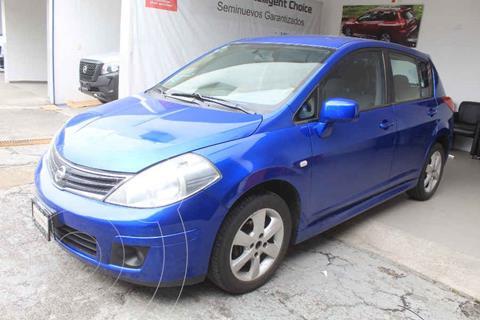 Nissan Tiida Sedan Emotion usado (2012) color Azul precio $119,000