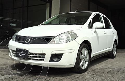 Nissan Tiida Sedan Advance Aut usado (2015) color Blanco precio $149,000