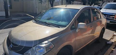 Nissan Tiida Sedan Sense usado (2014) color Arena precio $85,000