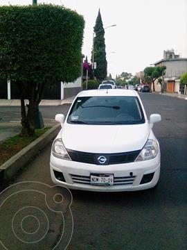 Nissan Tiida Sedan Sense usado (2015) color Blanco precio $91,000