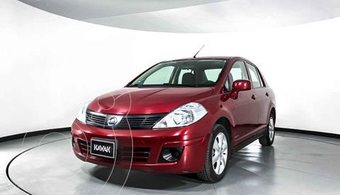 Nissan Tiida Sedan Advance Aut usado (2016) color Rojo precio $149,999