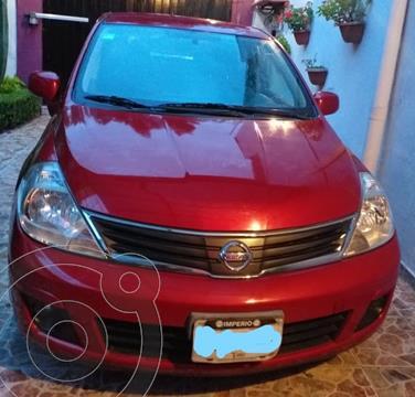 Nissan Tiida Sedan Emotion usado (2010) color Rojo precio $86,000