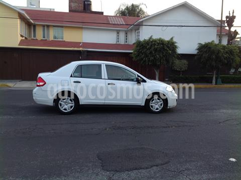 Nissan Tiida Sedan Advance usado (2015) color Blanco precio $92,500