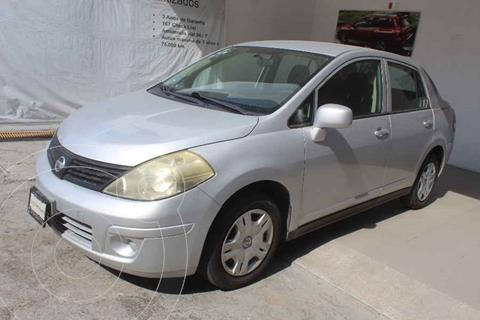 Nissan Tiida Sedan Comfort usado (2011) color Plata precio $92,000