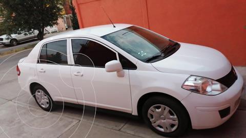 Nissan Tiida Sedan Sense Aut usado (2015) color Blanco precio $110,000