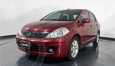 Nissan Tiida Sedan Advance Aut usado (2016) color Rojo precio $152,999