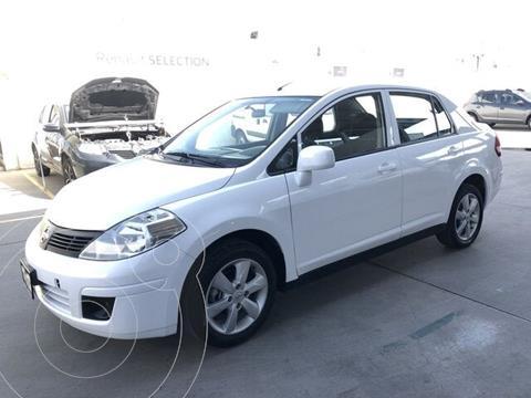 Nissan Tiida Sedan Advance usado (2017) color Blanco precio $148,000