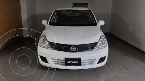 Nissan Tiida Sedan Advance usado (2016) color Blanco precio $155,000