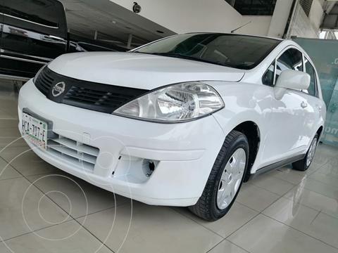 Nissan Tiida Sedan Sense usado (2018) color Blanco precio $169,900