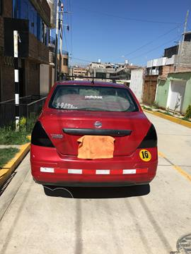 Nissan Tiida Sedan S 1.6L usado (2012) color Rojo precio $22,500
