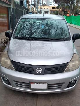 Nissan Tiida Sedan S 1.6L usado (2012) color Plata precio u$s8,000