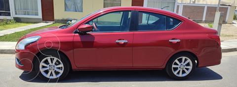 Nissan Tiida Sedan 1.6L Confort usado (2014) color Rojo precio u$s10,000
