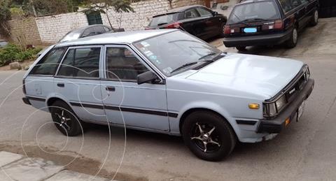 Nissan Tiida Sedan SL 1.6L usado (1987) color Celeste precio u$s2,800