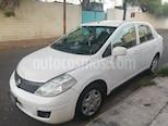 Foto venta Auto usado Nissan Tiida Sedan Sense Aut (2013) color Blanco precio $102,000