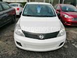 Foto venta Auto usado Nissan Tiida Sedan Sense (2015) color Blanco precio $110,000