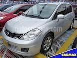 Foto venta Carro usado Nissan Tiida 1.8L Emotion (2012) color Plata precio $28.900.000