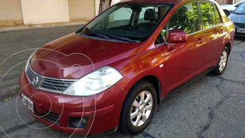 Nissan Tiida Tekna usado (2008) color Rojo precio $670.000
