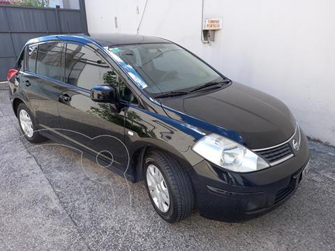 Nissan Tiida Visia usado (2010) color Negro precio $570.000