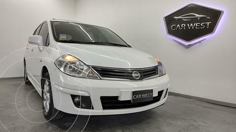 Nissan Tiida Tekna usado (2011) color Blanco precio $1.450.000