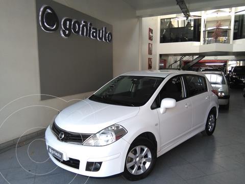 Nissan Tiida Acenta 1.8 5Ptas. (126cv) (L10) usado (2014) color Blanco precio $1.050.000