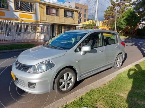 Nissan Tiida 1.8L Premium Aut usado (2011) color Plata precio $27.900.000