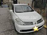 Nissan Tiida Lujo usado (2007) color Blanco precio BoF4.000