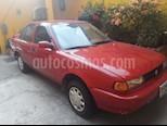 Foto venta Auto usado Nissan Tsuru austero (1999) color Rojo precio $35,000