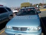 Foto venta Auto usado Nissan Tsuru GS I Ed. Millon y Medio (2012) color Azul Liquido precio $73,000