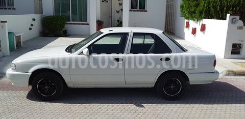 Nissan Tsuru GS II Aut Ac usado (2008) color Blanco precio $63,000