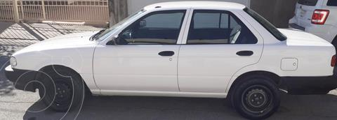 Nissan Tsuru GSII usado (2015) color Blanco precio $93,000