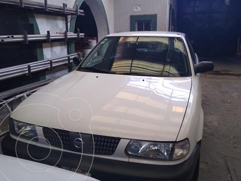 Nissan Tsuru GS I Ed. Millon y Medio usado (2012) color Blanco precio $70,000