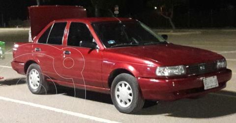 Nissan Tsuru GSI usado (2016) color Rojo precio $90,000